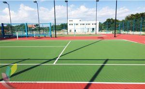 Thi Công Sân Tennis Chuyện Nghiệp