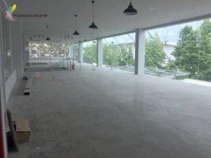 Sơn Nền Showroom