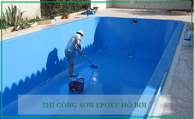 Thi Công Sơn Epoxy Giá Rẻ Tại Bình Thuận