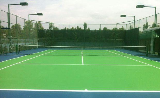 Dịch Vụ Thi Công Sân Tennis